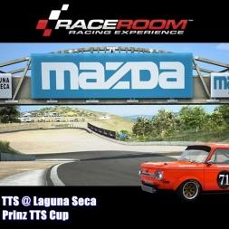 NSU Prinz TTS @ Laguna Seca - NSU Prinz TTS Cup - RaceRoom Racing Experience 60FPS