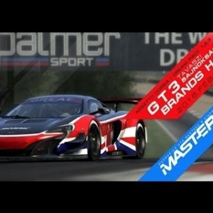 GTR-Masters AC GT3 - Brands Hatch