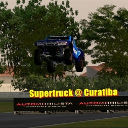 Supertruck @ Curatiba - Automobilista 60FPS