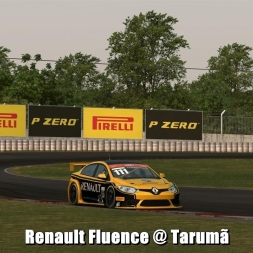 Renault Fluence @ Tarumã - Automobilista Beta 60FPS