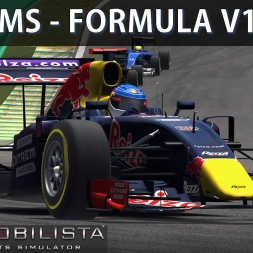 Automobilista - Beta Gameplay - Formula V10 | G27