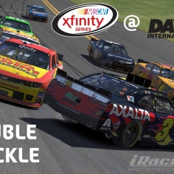 """iRacing: Double Trickle"" (NASCAR Xfinity Series at Daytona International Speedway)"