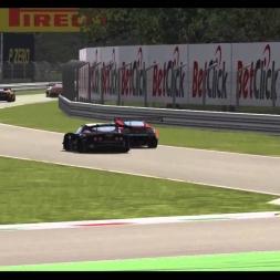 EEC Online GT Sprint S3 R4 - My Race @ Monza