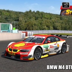 BMW M4 DTM 2015 @ Ledenon Driver's View - Stock Car Extreme 60FPS