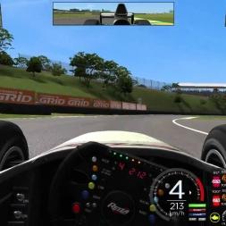 Automobilista BETA | Formula V10 | 36 Laps @ Interlagos