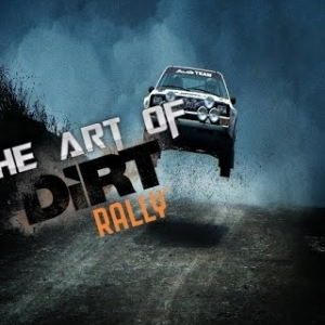 The Art Of Dirt : Dirt Rally Slow Motion