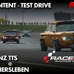 RaceRoom Racing Experience   NSU PRINZ TTS   Oschersleben