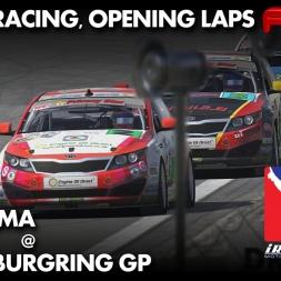 iRacing.COM | Kia Optima | Nürburgring - Grand Prix w/out Arena |