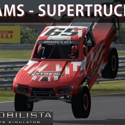 Automobilista Beta Gameplay - Supertruck | Corrida | G27