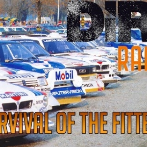 RDRC - Survival of the Fittest - Group B Challenge Trailer - Dirt Rally