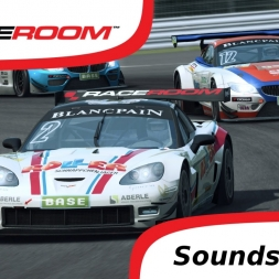 Race Room Racing Experience | Sounds of GT