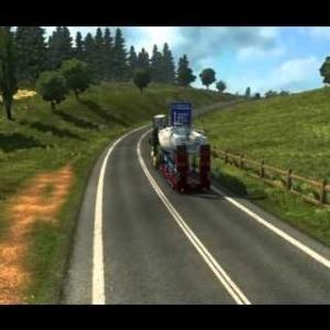 Euro Truck Simulator 2 Ep  03   Hanover to Felixstowe