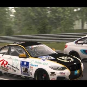 Assetto Corsa Nürburgring Nordschleife BMW M235i Racing Action