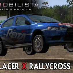 Automobilista Beta - Lance X Rally Cross