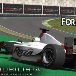 Automobilista Beta - Formula V10 @ Interlagos Gp