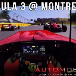 Automobilista Beta - Race Formula 3 @ Montreal Gp