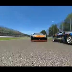 EEC Online GT Sprint - Monza - Highlights