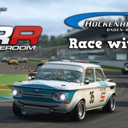 RaceRoom Racing | Singleplayer | NSU Prinz TTS @ Hockenheimring