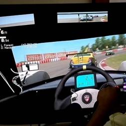 Mr18 @ Guapore - Automobilista Beta - Multi Class race test
