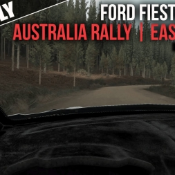 Richard Burns Rally | Ford Fiesta RS WRC at East West 2 | Rally Australia