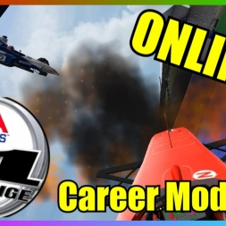 F1 Challenge 99-02 ONLINE!! - Career Mode Ep1 - MULTIPLAYER MADNESS!! - MickeyMoTiOnZ