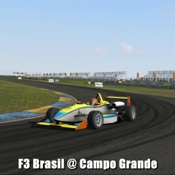 F3 Brasil @ Campo Grande - Automobilista Beta 60FPS