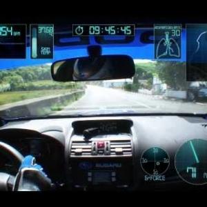 Subaru WRX STI Isle of Man: Flat Out - The Full Lap