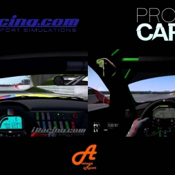 iRacing vs Project Cars BMW Z4 Silverstone short track