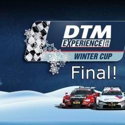 DTM Winter Cup Final