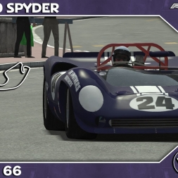 rFactor 2 - Lola T70 Spyder - Monaco'66