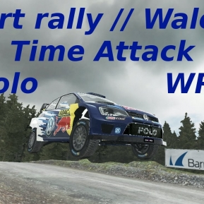 Dirt Rally // Time Attack // Fferm Wynt // Polo WRC