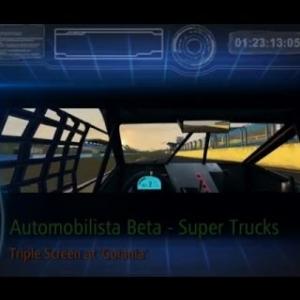 AUTOMOBILISTA BETA SUPER TRUCKS at GOIANIA