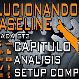 [Tutorial Setup iRacing] Evolucionando el Baseline #12+1 || Analisis Setup Completo || GT3
