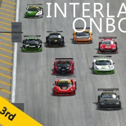 8 Hours of Interlagos | PSRL WEC 2013 | Balazs Toldi Onboard | Start + 2h