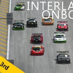 8 Hours of Interlagos | PSRL WEC 2013 | Balazs Toldi Onboard | Start + 2h