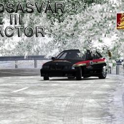 rallyFactor III.Karácsony Rallysprint | Stage III | Balazs Toldi OnBoard