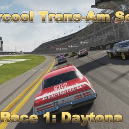 Forza Motorsport 6: Evercool Trans-Am Series: Race 1 Daytona