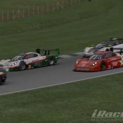 iRacing:  Montage of IMSA World Championship (Motion Blur effect)