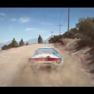 DiRT Rally: Dusty Hillclimb! (Lancia Stratos @ Greece)