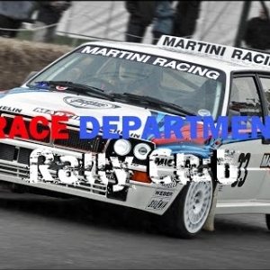 Race Department Dirt Rally Club - 300 BHP On the Cold Stuff SS3