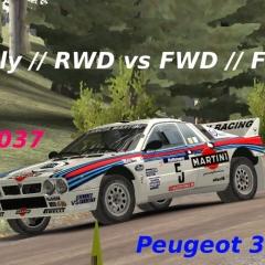 Dirt Rally // Traction vs Propulsion // Finlande