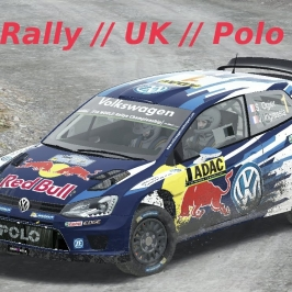 Dirt Rally // Polo WRC // UK - Dyffryn Affon