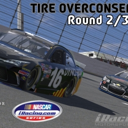 """iRacing: Tire Overconservation"" (NIS Round 2/36 - Folds of Honor QuikTrip 250)"