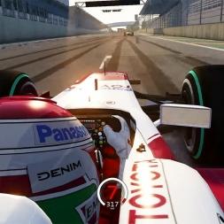 Interlagos Brazil F1 2009