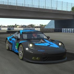 VEC Sebring - 2016 Porsche GTE - rFactor 2 Quali