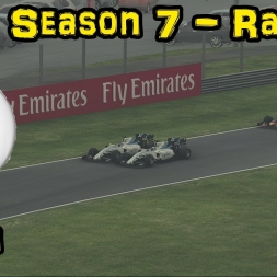 F1XL Season 7 Race Highlights - Round 15: Japan