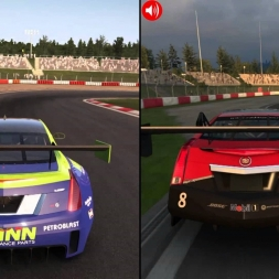 Project CARS vs RaceRoom @ Nurburgring