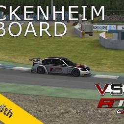 VSR HTCC Extreme 2014 | RACE07 | Hockenheimring | Balazs Toldi OnBoard