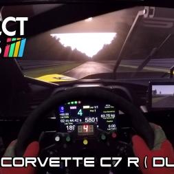 Project CARS - New Corvette C7 R @ Le Mans