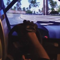Automobilista! Lancer Evo X Rallycross vs Tykki RX